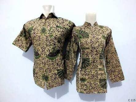 Design baju batik