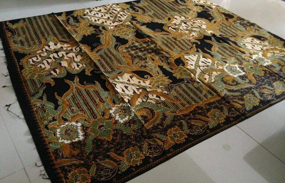 Seragam batik thamrin city