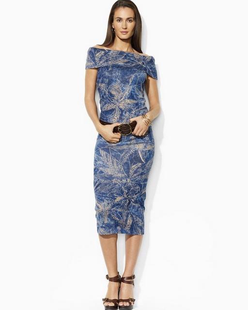 Contoh Potongan Baju Batik Modern: CONTOH BATIK MODERN DENGAN TEHNIK CAP