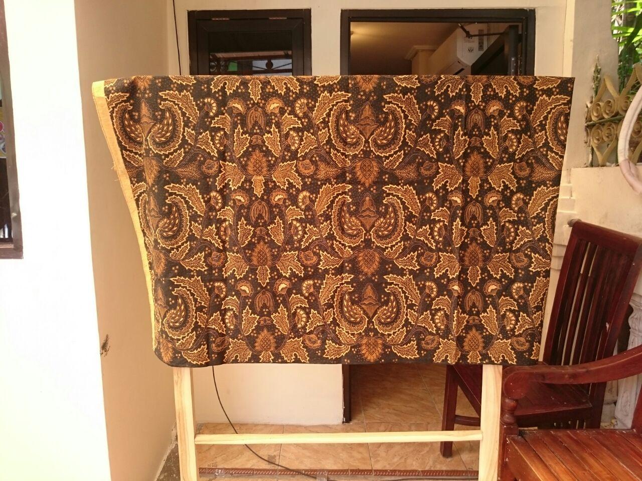 Seragam batik Bidan