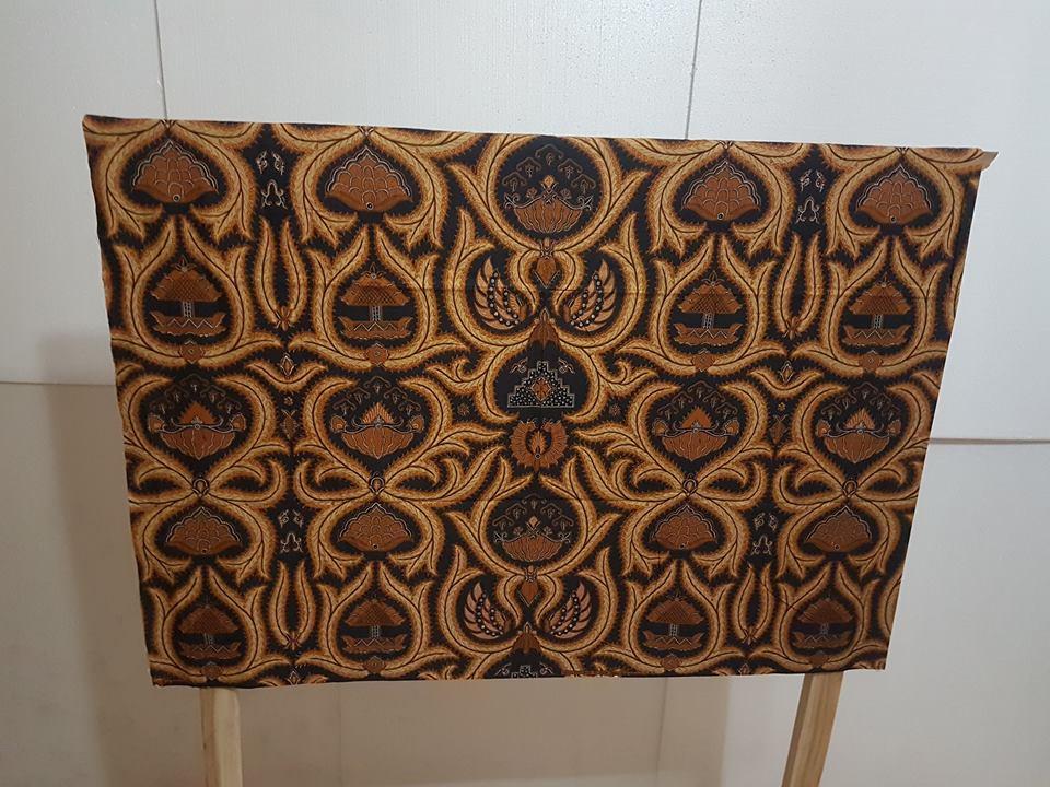 Seragam batik honda