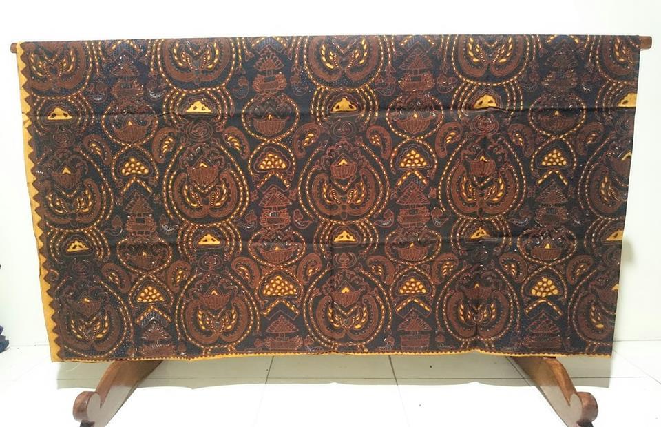Batik tulis original