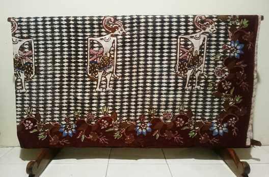Batik tulis Indonesia dengan kombinasi ekslusif