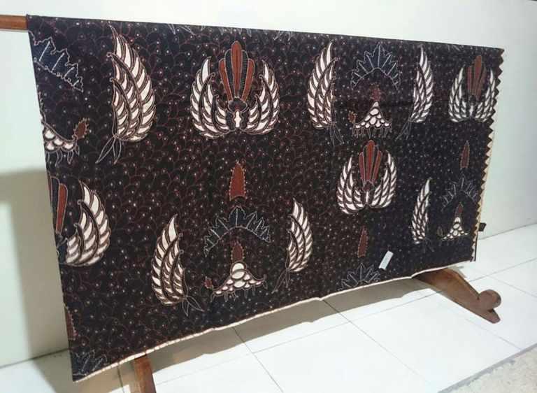 Seragam batik guru jakarta