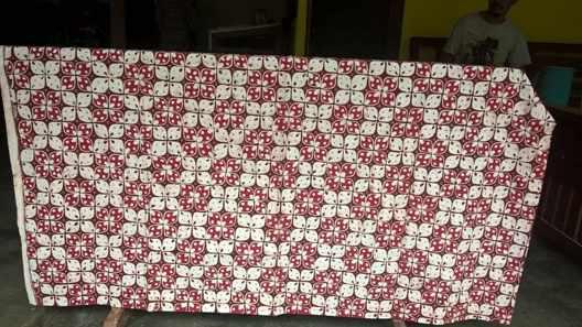 Seragam batik sd jakarta
