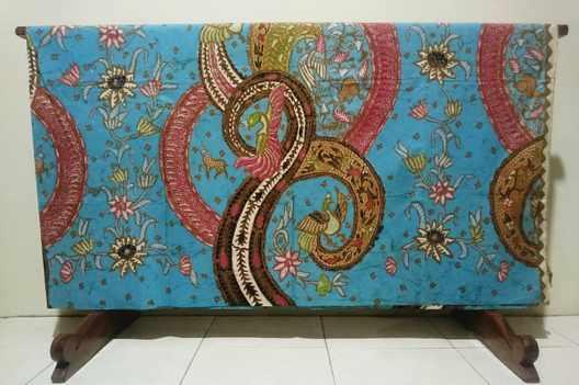 Tehnik pembuatan kain batik menggunakan Canting atau Tulis mudzakir 1