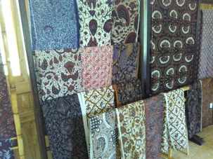 Batik tulis Nganjuk di Batikdlidir