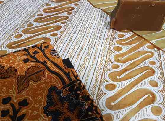 Batik tulis Iwan Tirta di Batikdlidir