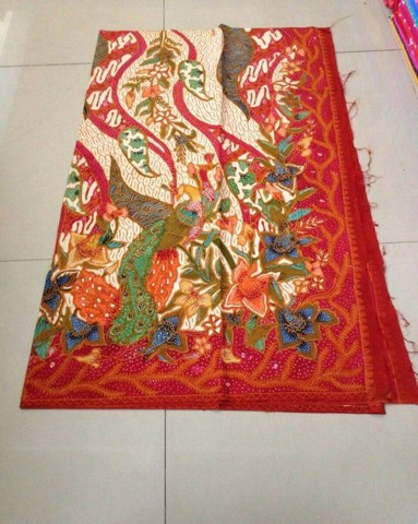 Batik tulis Jakarta