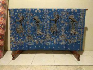 Batik tulis Jawa Tengah