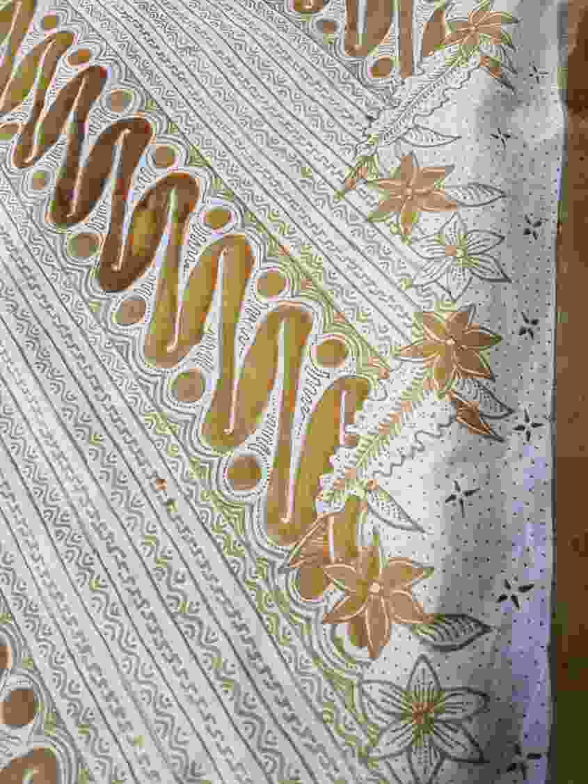 Batik tulis keris di Batikdlidir untuk Perorangan