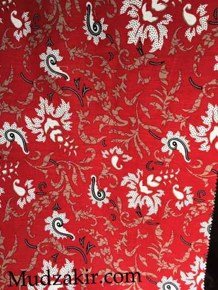 Tehnik pembuatan Seragam batik sekolah Bandung menggunakan plangkan