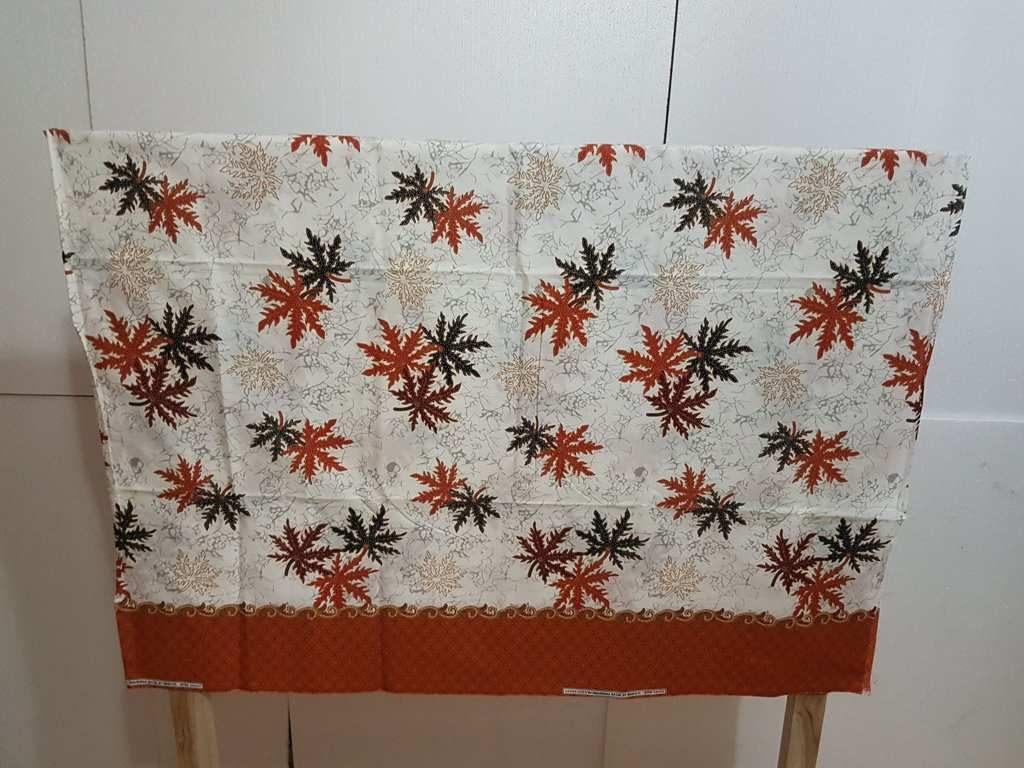 Tehnik pembuatan Seragam batik sekolah Mataram menggunakan plangkan 2