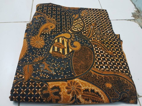 Batik tulis Malang