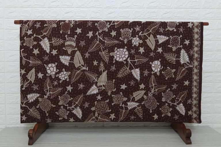 Batik Solo murah meriah dengan bahan katun