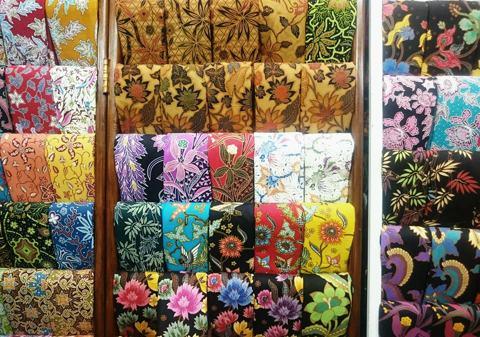 Batik Solo murah meriah di Batikdlidir