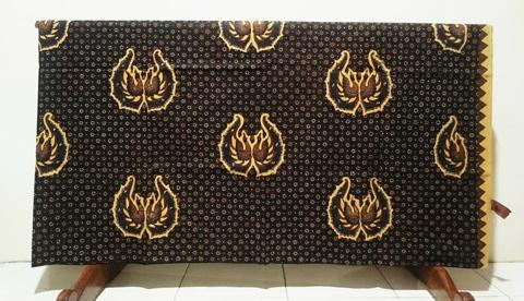 Batik tulis Giriloyo khas motif Mataraman Islam