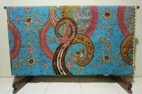 Batik tulis Jambi secara lengkap di Batikdlidir untuk keluarga Anda