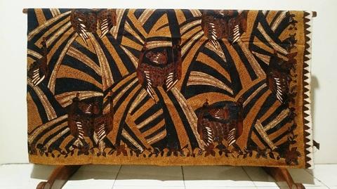 Batik tulis Jambi secara lengkap di Batikdlidir