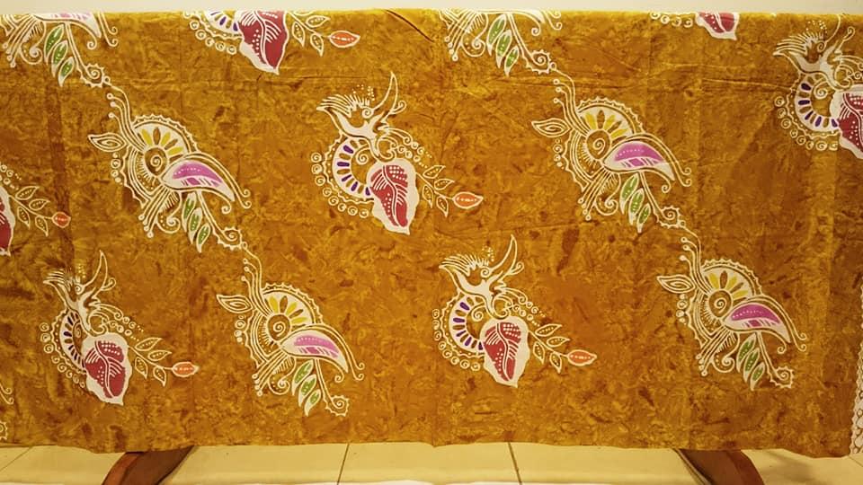 Batik tulis Jambi