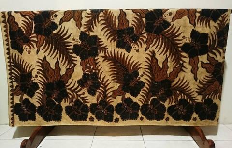 Batik tulis Kebumen di Batikdlidir