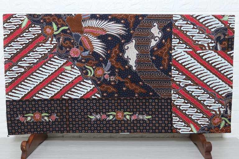 Batik tulis fauna kualitas bahan dan keaslian terjamin