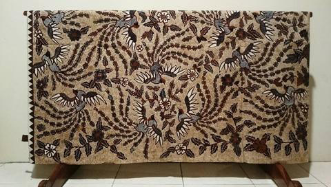 Batik tulis halus dengan bahan terbaik dan pengerjaan teliti