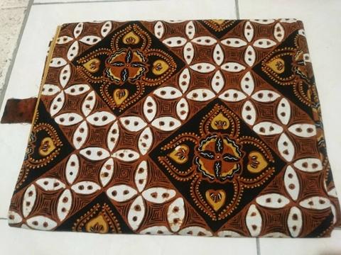 Batik tulis kawung di Batikdlidir