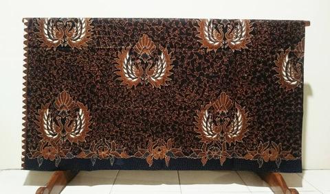 Batik tulis klasik secara lengkap di Batikdlidir