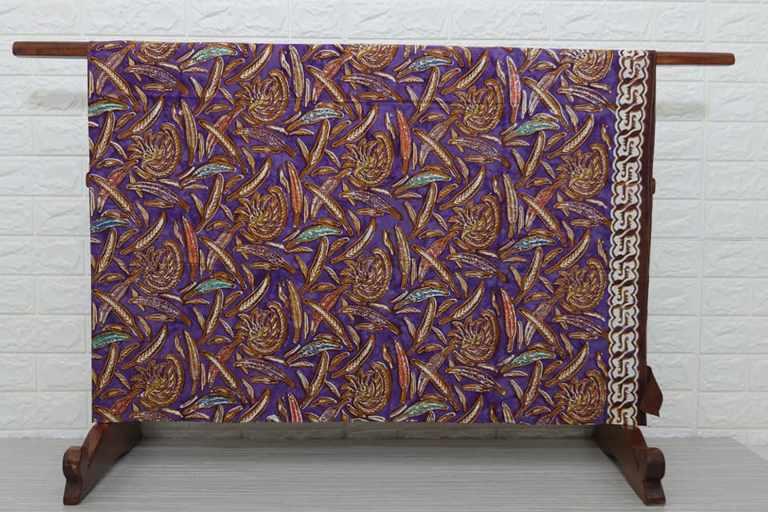 Jenis kain batik modern cap