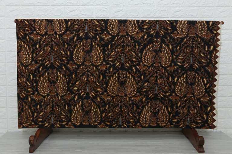 Jual kain batik tulis jawa indonesia kualitas kerata kencana di Batikdlidir