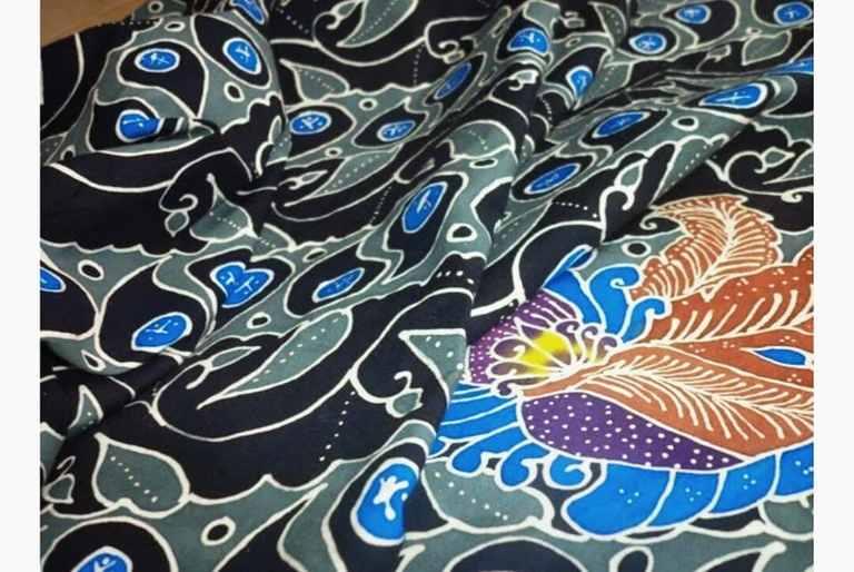 Kain Batik Lumajang