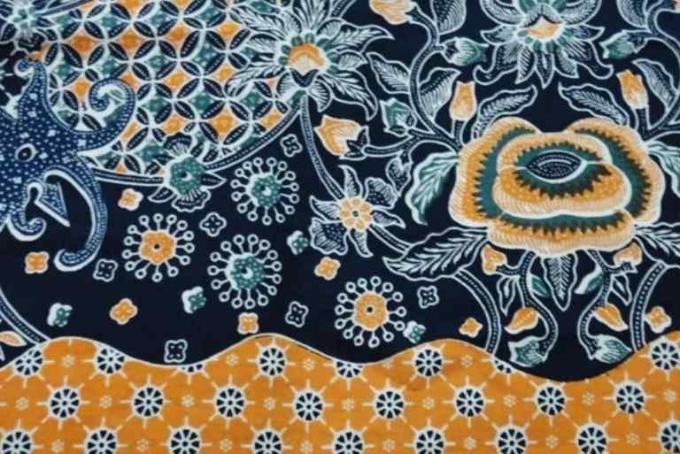 Kain Batik Maluku
