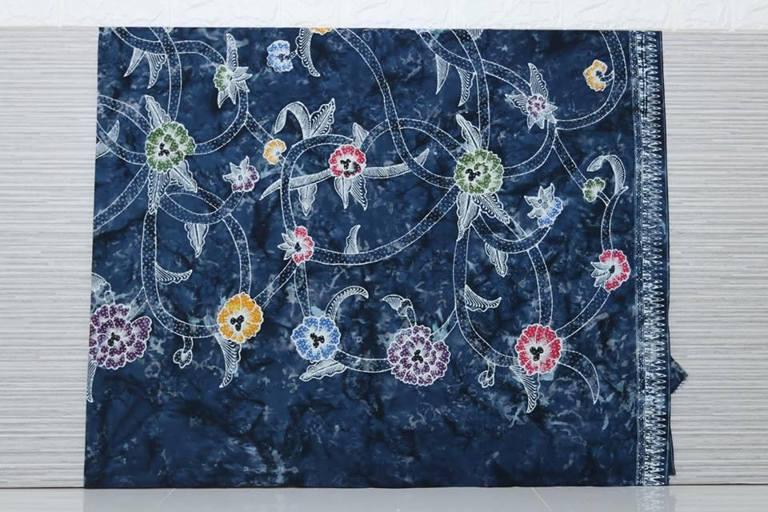 Kain Batik Modern Mahakarya Terbaik Dari Pengrajin