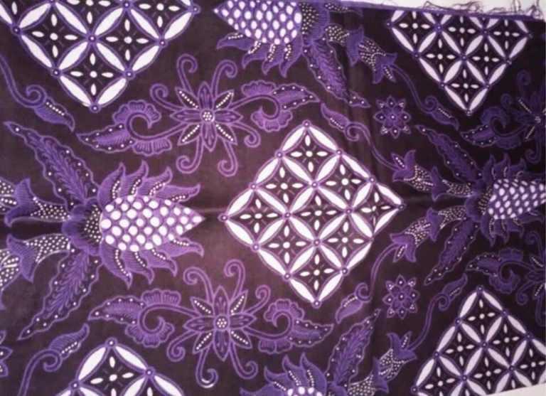 Kain Batik Motif Batik Banjarnegara