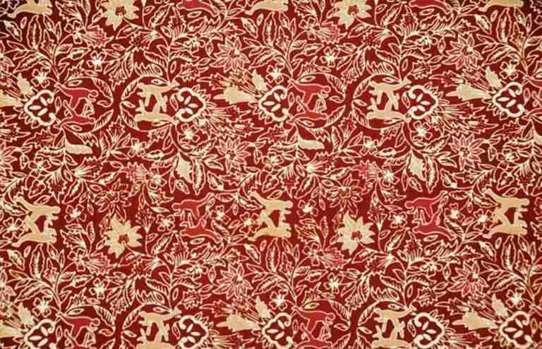 Kain Batik Motif Batik Cianjur