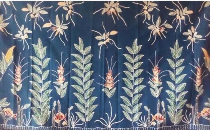 Kain Batik Motif Batik Cilacap