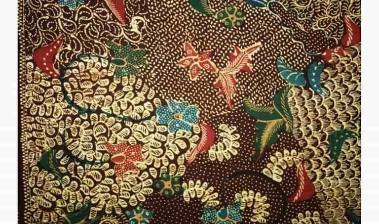 Kain Batik Motif Batik Tegal