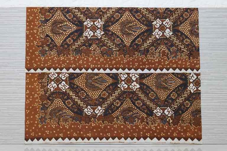 Kain Batik Motif Batik Yogyakarta