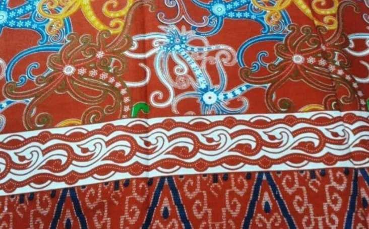Kain Batik Pontianak