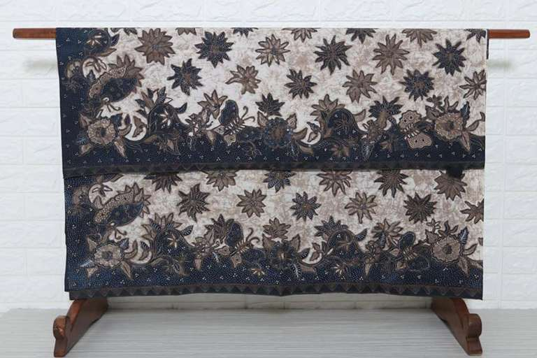 Kain batik modern solo kualitas ekspor