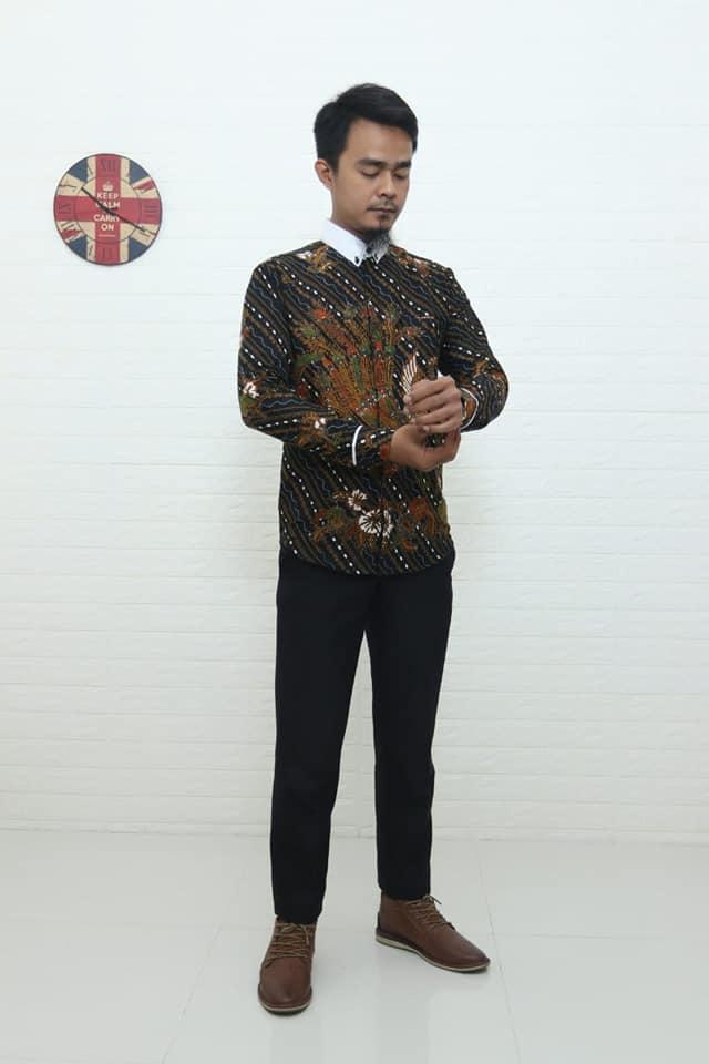 Seragam batik kantoran Medan harga grosir