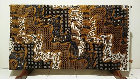 jual kain batik tulis solo kualitas premium dengan granit
