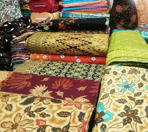Batik Solo murah bahan katun yang nyaman
