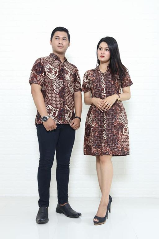 Seragam batik berkualitas harga murah di Batikdlidir secara lengkap