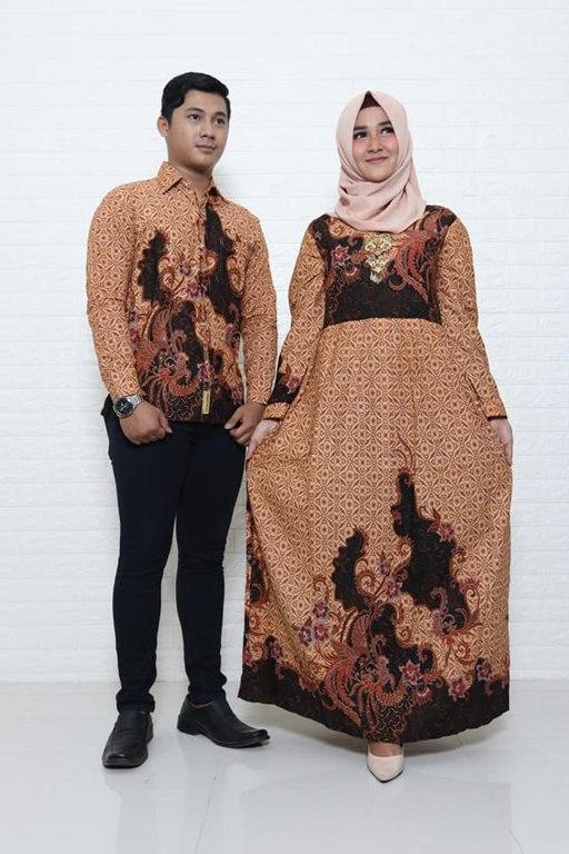 Batik Solo couple motif tradisional dan modern lengkap