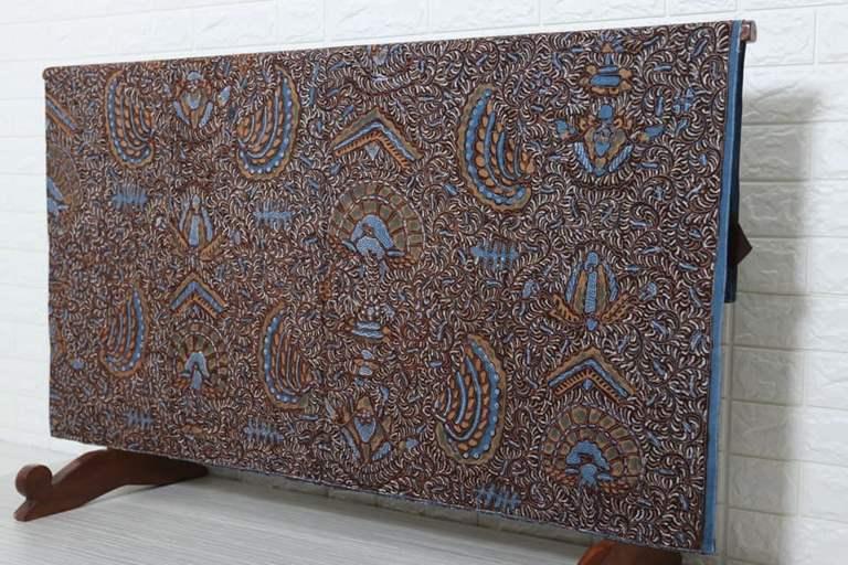 Jual kain batik tulis granit bayat, Klaten kualitas premium motif gurdo