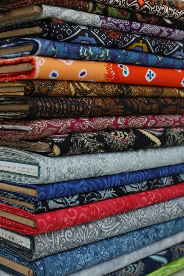Kain Batik modern 2018 di Batikdlidir harga grosir dan murah