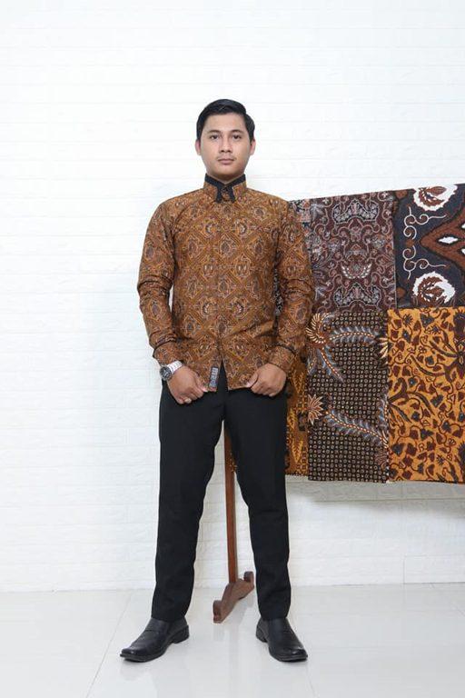 Batik Slimfit Handmade di Batikdlidir