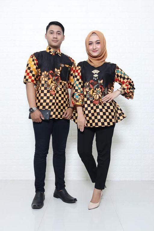 Baju kerja batik Kualitas